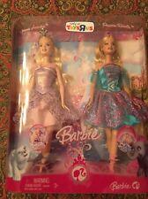 Barbie RARE FIND Princess Annika And Princess Rosella Ballerina
