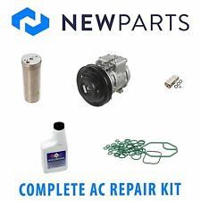 Fits Toyota Corolla 1995-1997 A/C Repair Kit with OEM Denso Compressor & Clutch