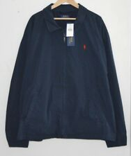 Ralph Lauren Polo Blue Chaqueta Abrigo Cazadora 4X Grande 4XL 4XB XXXXL