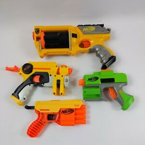 Nerf Bundle 4 X Gun N Strike Old school blasters and guns massive bundle