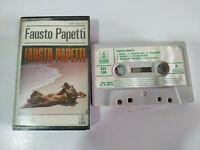 Fausto Papetti Brazil Exitos 1984 Hispavox - Cinta Tape Cassette