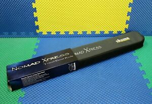 """Okuma Nomad XPress Spinning Travel Boat Rod 7' 0""""  Med 3-Pc With Case NTx-S-703M"""
