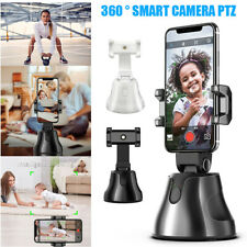 Auto Tracking Smart Shooting Phone Holder 360 Rotation Auto Face Tracking