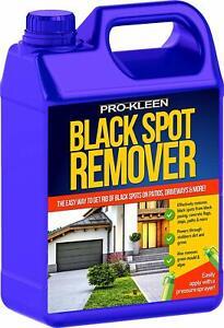 ProKleen Patio Black Spot Cleaner Lichen Remover Algae Green Mould Moss Killer