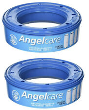 Angelcare Nappy Disposal System Refill Cassettes - Pack of 2