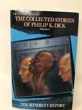 The Collected Stories Of Philip K. Dick Volume 4: The Minority Report [Citadel T