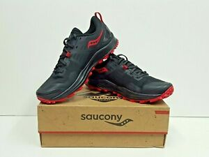saucony PEREGRINE 10 Women's TRAIL Running Shoes Size 10 (Black/Pink) NEW