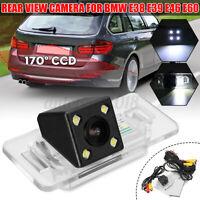 Car Backup Rear View Reverse Camera Night Vision For BMW E38 E39 E46 E90 X3  .-