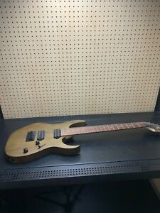 Ibanez RG7421WNF Walnut Flat, 7 String Guitar