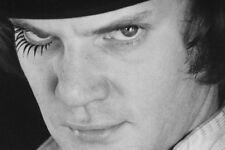 Malcolm Mcdowell As Alex De Large A Clockwork Orange 11x17 Poster Eye Closeup