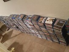Blu-Ray's Over 1,000 different titles to choose from! Lot of 4. Free Shipping!