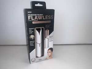 Finishing Touch Flawless Women's Painless Hair Remover, White/Rose Gold