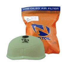 No Toil Pre-Oiled Air Filter Foam NEW Honda CRF450R 2009–2012