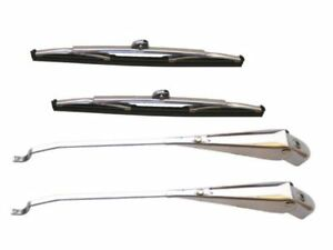 Sunbeam Rapier 19561959 A Pair Of Wiper Blades And Arms
