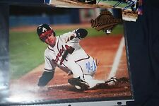 mark lemke signed autographed 8x10
