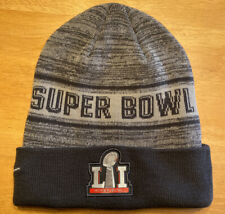 Nike New England Patriots Super Bowl LI 51 Champions Official Beanie Hat Cap NWT