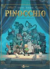 Pinocho, toonfish/astilla