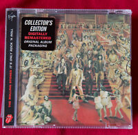THE ROLLING STONES IT'S Only Rock'n'ROLL special edition CD mini lp replica USA
