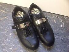 BEBE Women's 5901 Size 6 Black Walking Shoe EC