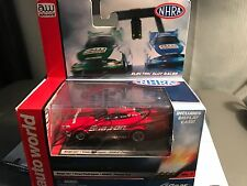 Auto World NHRA Cruz Pedregon Snap On Tools Funny Car Red SIGNED Slot Car NEW!