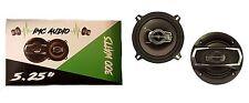 IMC AUDIO 5.25 2-Way 300W Car Audio Speaker 1Yr Warranty Pair ford geo hyundai