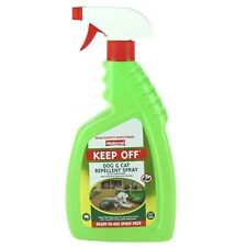 MULTICROP KEEP OFF DOG & CAT REPELLANT 750ml