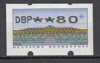BRD 1999 Automaten-Freimarken Mi. Nr. 2.2. 1  80er Postfrisch (21422)