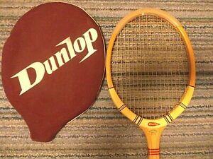 Vintage Maxply Dunlop Junior Racquet