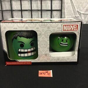 Marvel Hulk 12 oz. Coffee Mug & Stress Ball Set