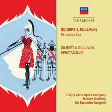 Gilbert & Sullivan: Princess Ida / Gilbert & Sullivan Spectacular [New CD] Aus