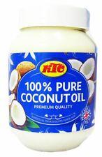 KTC - Huile de noix de coco pure - multi-usage - soins/cuisine - 500 ml