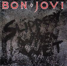 Bon Jovi: Slippery When Wet/CD (Label: jambco Records 830 264-2)