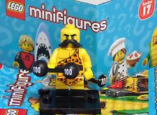 Lego 71018 Minifiguren Serie 17, Gewichtheber Gewicht Circus Strong Man # 2 NEU