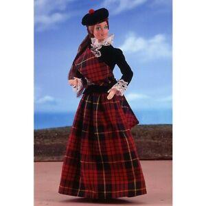 Scottish Barbie® Doll Special 1st Edition NIB