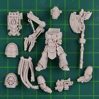 Legion Techmarine in Mk IV Armour Bits The Horus Heresy Forge World Bitz