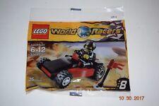 LEGO 30032 ~~~Mini World Racers Set ~~~  Age 6+ ~~~ NEW