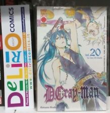 D.GRAY-MAN N.20 Ed. PLANET MANGA SCONTO 10%