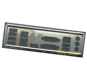 I/O IO Shield For INTEL dq77mk Backplate Motherboard Rear Baffle