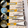 Stainless-Steel Applicator Tool 14pcs Finisher Caulking Nozzle Kitchen Push Rod