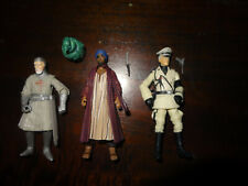 Hasbro Indiana Jones Figure Holy Grail Knight Colonel Vogel Monkey Man LOT