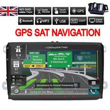 """Auto Radio Android AUTO, aux, pour VW Golf Touran Sharan, Polo GPS Sat Nav 9"""" Radio"""