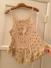 New listing womens swim cover up small