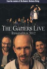 The Gamers Live (Indianapolis 2012) (DVD) PZOZOEGL001
