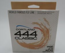 Cortland 444 Classic Sinking Fly Line Wf8 Type 6