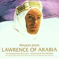 MAURICE JARRE - LAWRENCE OF ARABIA  CD ORIGINAL SOUNDTRACK NEW