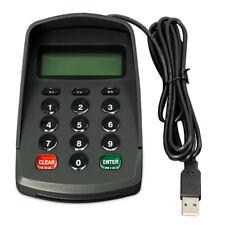 USB 15 Keys Keypad Numeric Keyboard Digital Keyboard with LCD for POS System