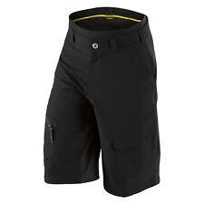 Pantaloncino ciclismo con fondello Mavic Crossmax Short Ltd Nero Taglia S