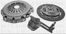 HKT1099 Borg & Beck Clutch 3in1 SCC KIT FITS FORD Fiesta, Fusion 1.6i