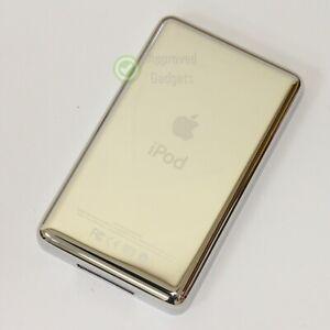 Custom Thin No Capacity GB iPod Classic Video Back Cover SSD Mod Slim Housing