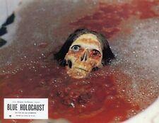 JOE D'AMATO BLUE HOLOCAUST Buio Omega 1979 VINTAGE LOBBY CARD ORIGINAL #4 HORROR